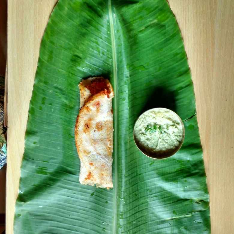 How to make Masala Dosai