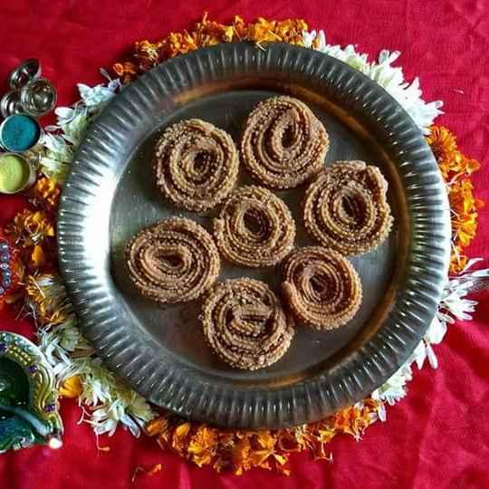 Photo of Chakali by Nayana Palav at BetterButter