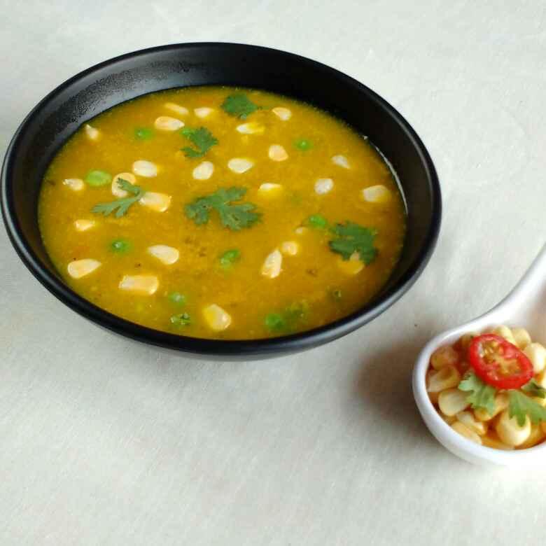 Photo of Sweet Corn Soup by Nayana Palav at BetterButter