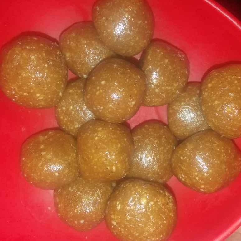 How to make Kollu urundai -கொல்லு உருண்டை