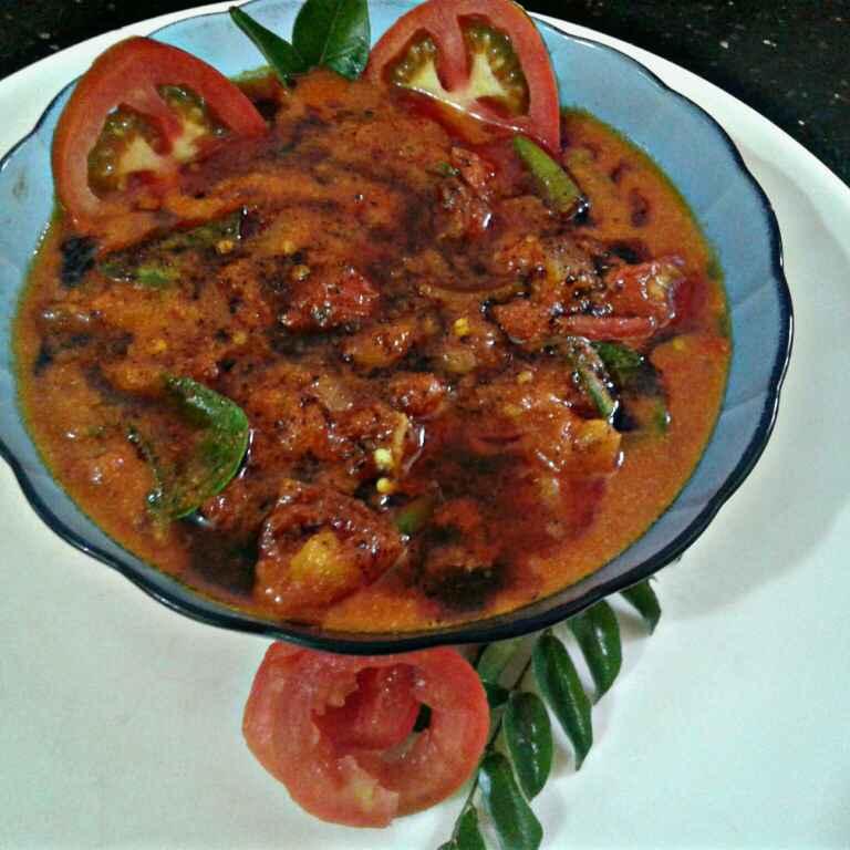 Photo of Tomato Chutney by Nazeema Banu at BetterButter