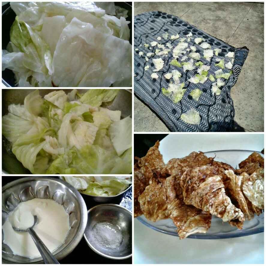 Photo of Cabbage Chips by Nazeema Banu at BetterButter