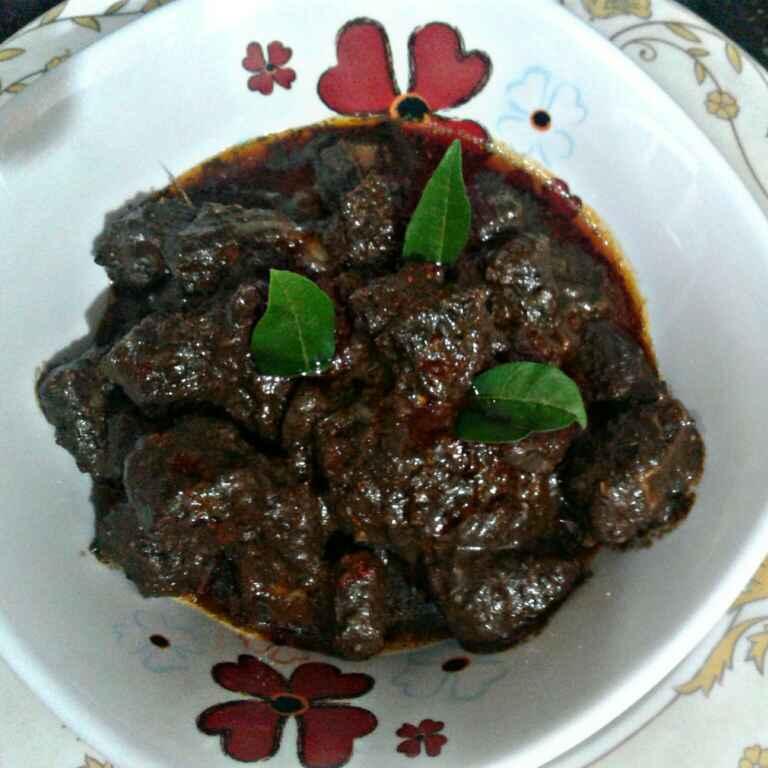 Photo of Pepper Suvarotti masala by Nazeema Banu at BetterButter
