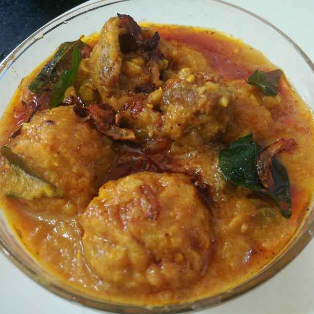 Photo of Rice with Mutton Dumplings by Nazeema Banu at BetterButter