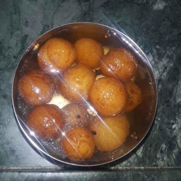 Photo of Gulab jamun by neela karthik at BetterButter