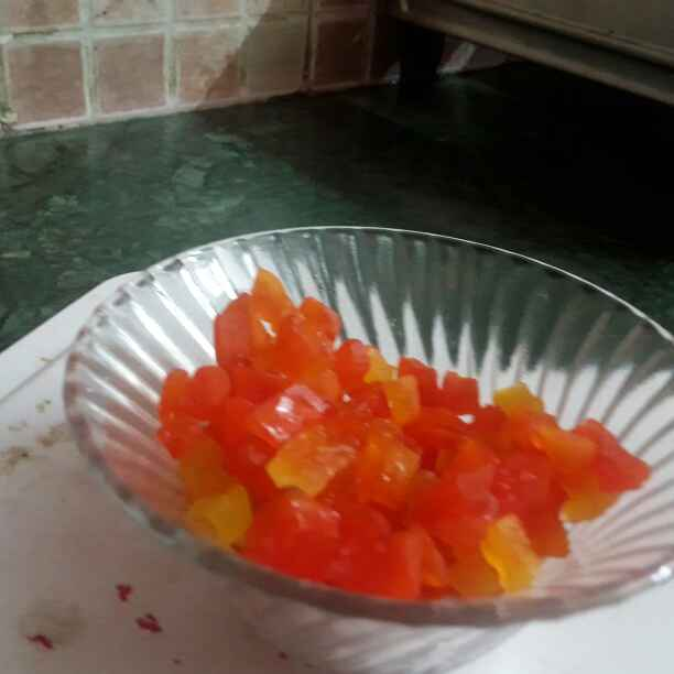 Photo of Homemade tutty frutti by neela karthik at BetterButter