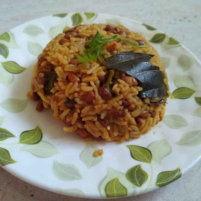 Photo of Cowpeas rice by Neela karthik at BetterButter