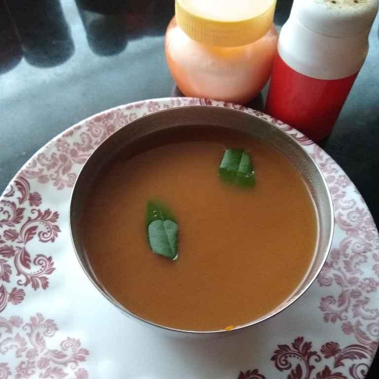 Photo of Horsegram soup by Neela Karthik at BetterButter