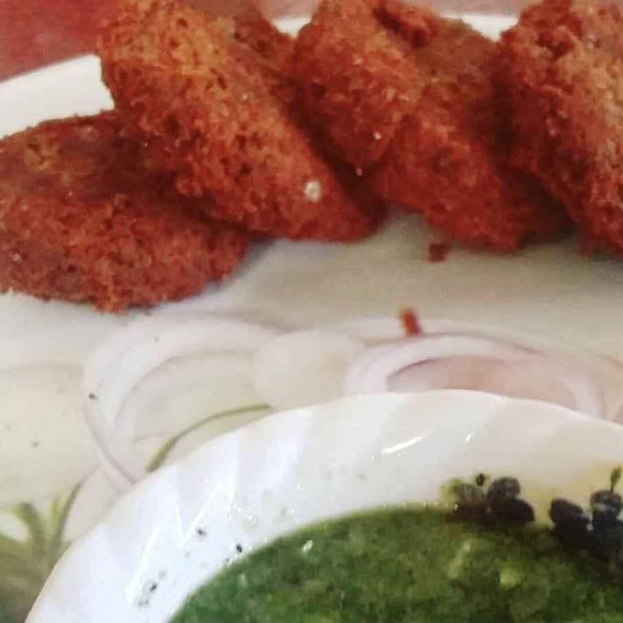 How to make वेज शामी क़बाब