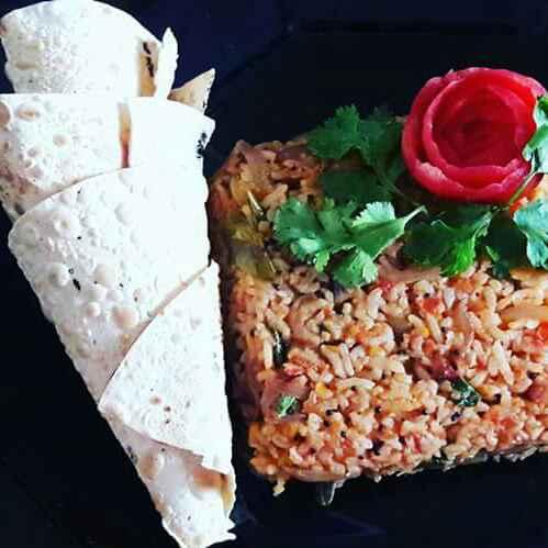 How to make Tomato Masala Rice