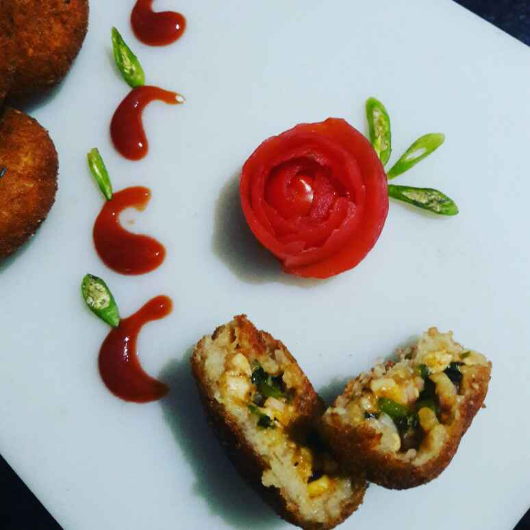 Photo of Aloo Paneer Pattice by Neelam Barot at BetterButter