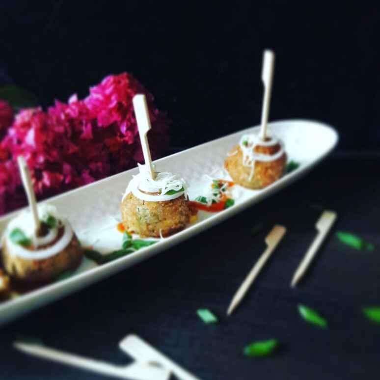Photo of Potato Corn Cheese Balls by Neelam Barot at BetterButter