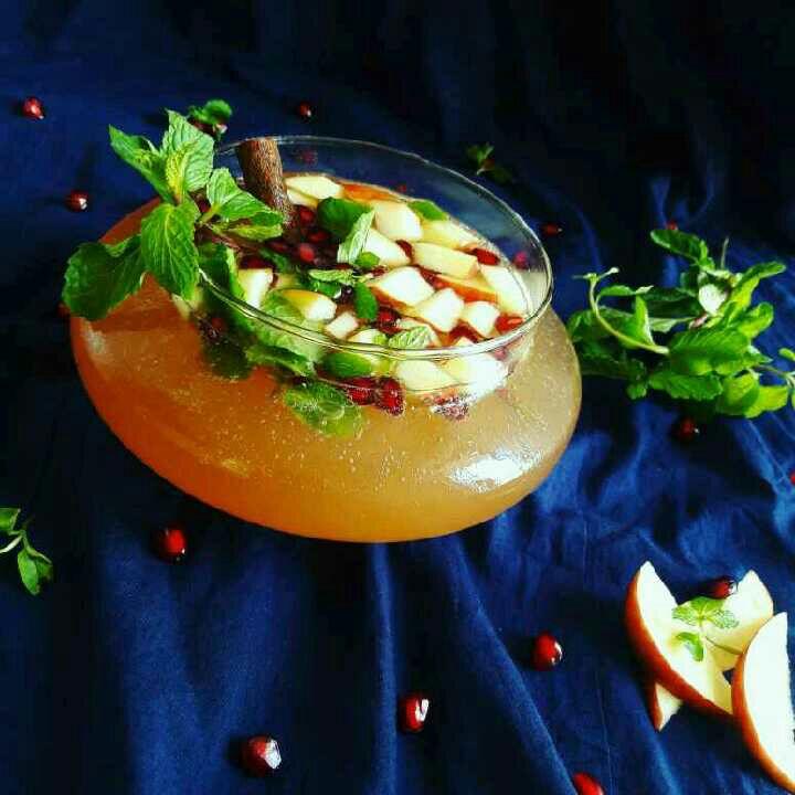 How to make Refreshing Apple Cinnemon Mocktail