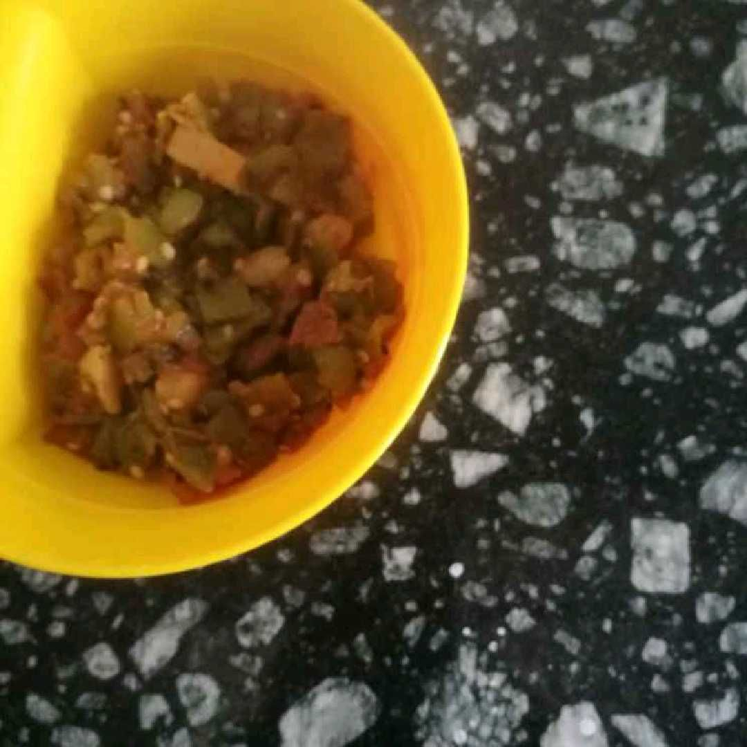 How to make Capsicum Sabji
