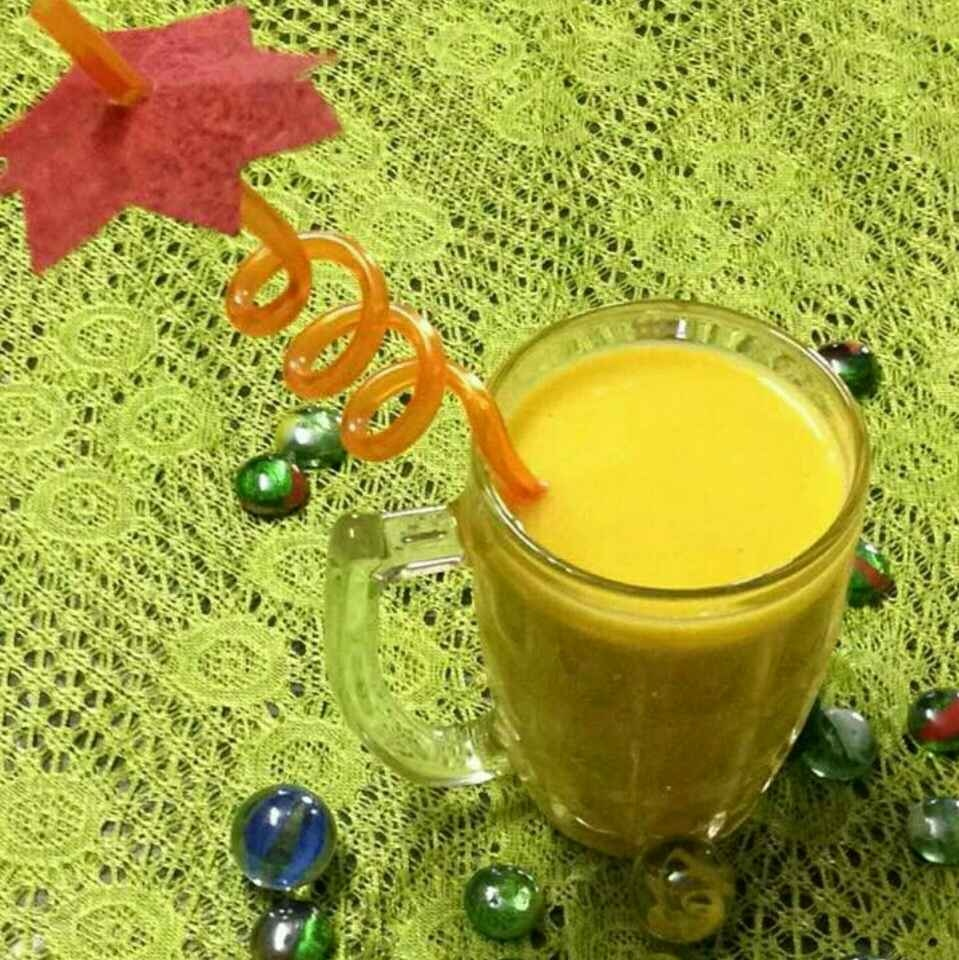 How to make Mast alfanso mango shake