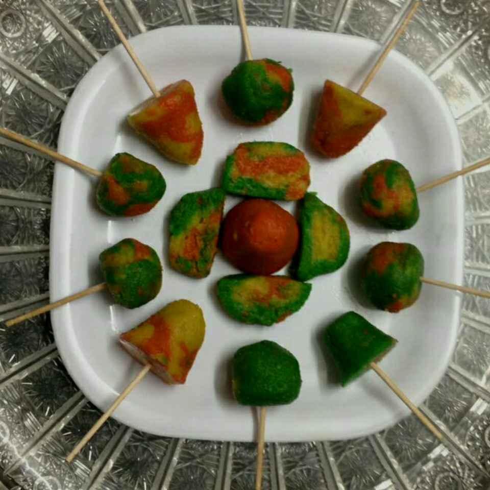 Photo of Cashew lollipops by Neelam Gupta at BetterButter