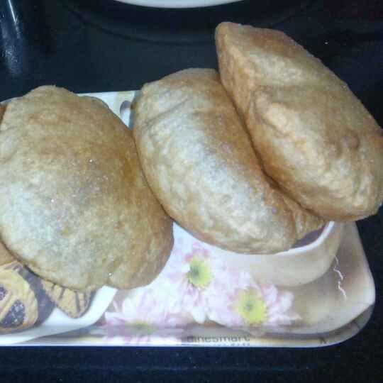How to make Puri Poori