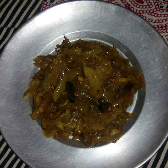 How to make Pyaz ka Purpuriya