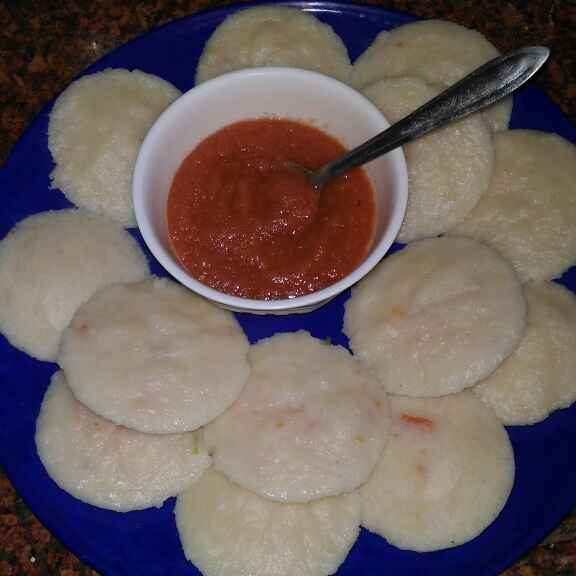 How to make Idli with a twist