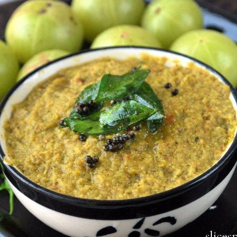 Photo of Amla Chutney by Neelima Katti at BetterButter