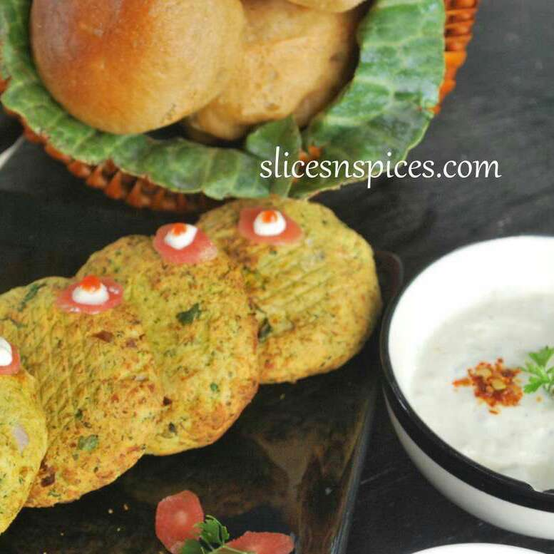 How to make Chickpea and Broccoli Cutlets