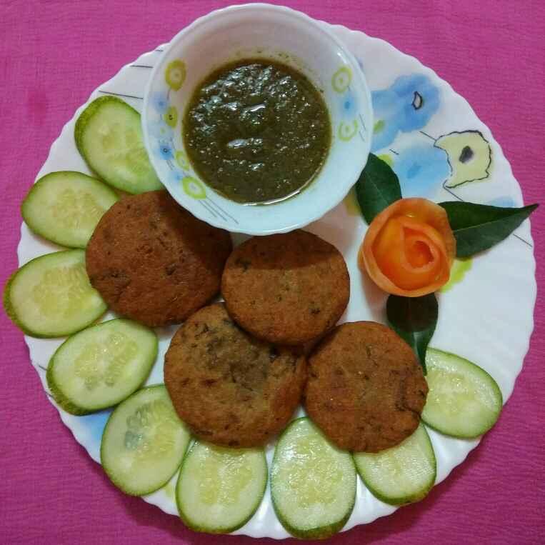 How to make Mungfali bhari kachori