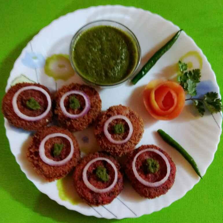 How to make Chukandar ki tikki