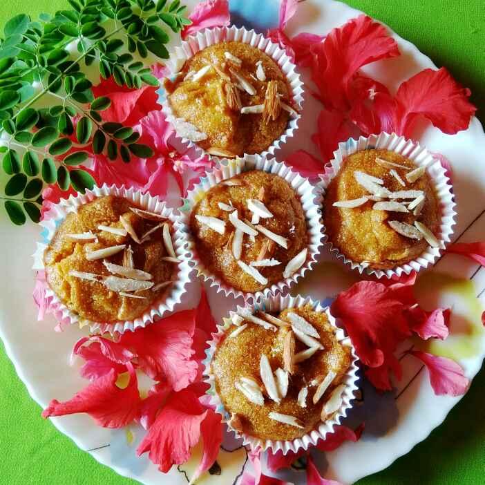 Photo of Mango Semolina cake by Neelima Rani at BetterButter