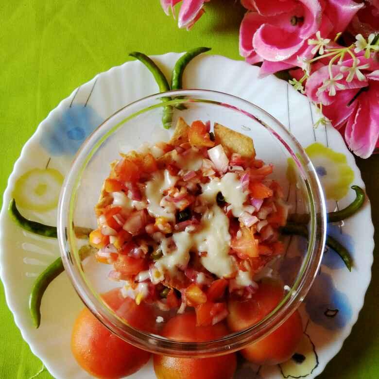 Photo of Chapati nachos by Neelima Rani at BetterButter