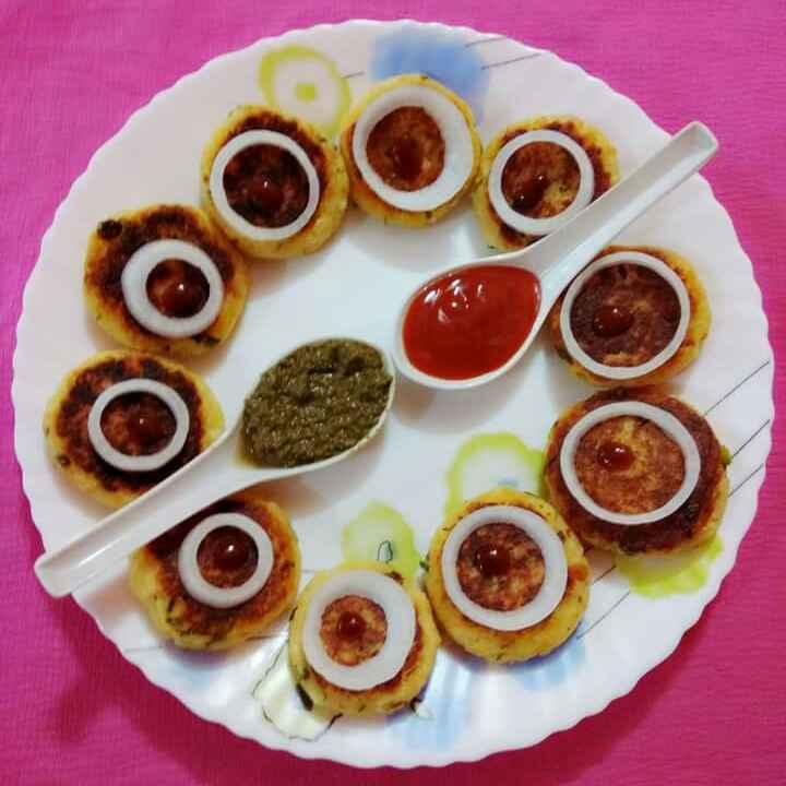 Photo of Panir dahi ke kabab by Neelima Rani at BetterButter