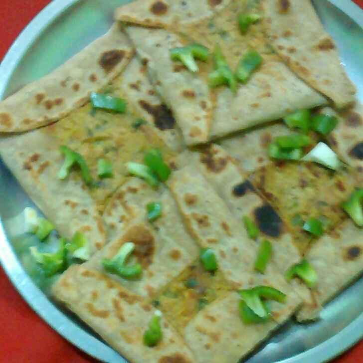 Photo of Muglai paratha by Neelima Rani at BetterButter