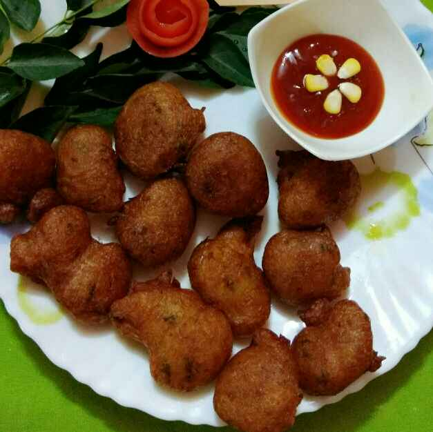 Photo of Maisur bonda by Neelima Rani at BetterButter