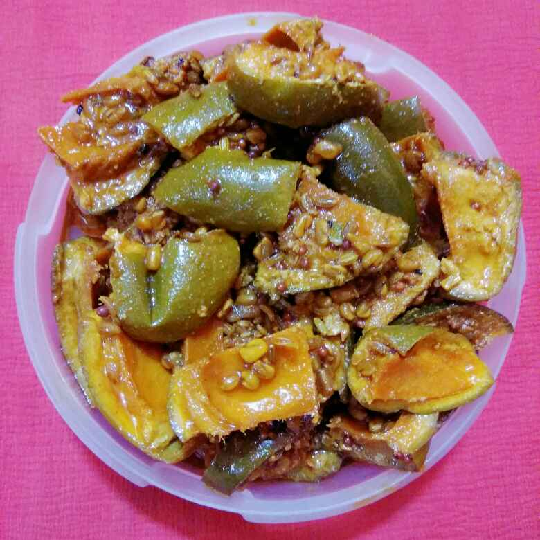 Photo of Aam ka khatta achar by Neelima Rani at BetterButter