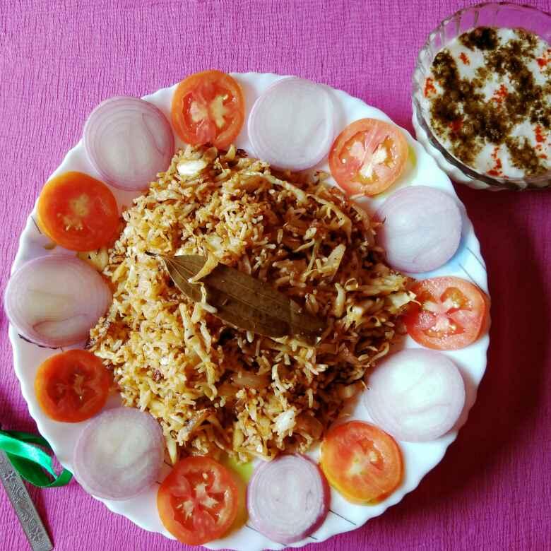 Photo of Tava pulav by Neelima Rani at BetterButter