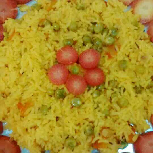 How to make Matar pulav