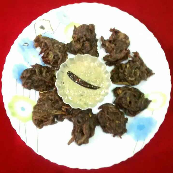 Photo of Kaddu ki pakodiyan by Neelima Rani at BetterButter