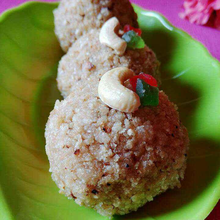 Photo of Roti churma laddu by Neelima Rani at BetterButter