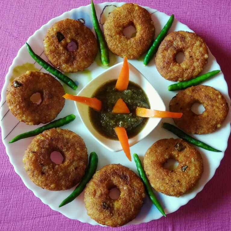 Photo of Sabudana vada। by Neelima Rani at BetterButter