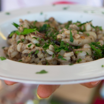 Photo of Mushroom and Barley Risotto by Neelima Sriram at BetterButter