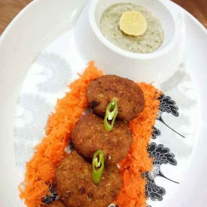 How to make Soya Cheese Cutlets with Sprouts Guava Dip