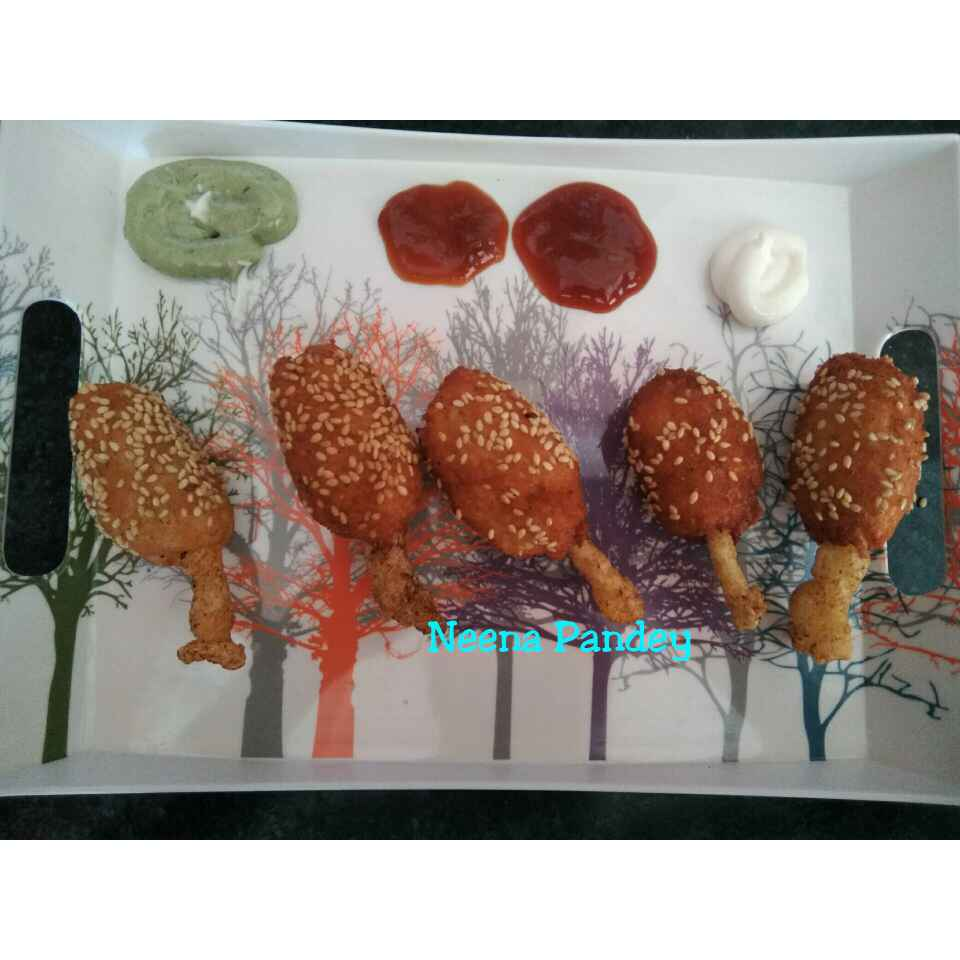 Photo of VEGETABLE LEG PIECE by Neena Pandey at BetterButter
