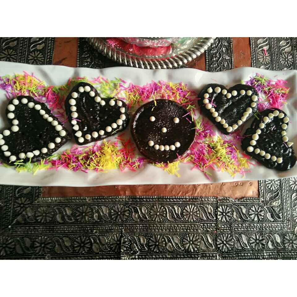 Photo of Chocolate malpua  by Neena Pandey at BetterButter