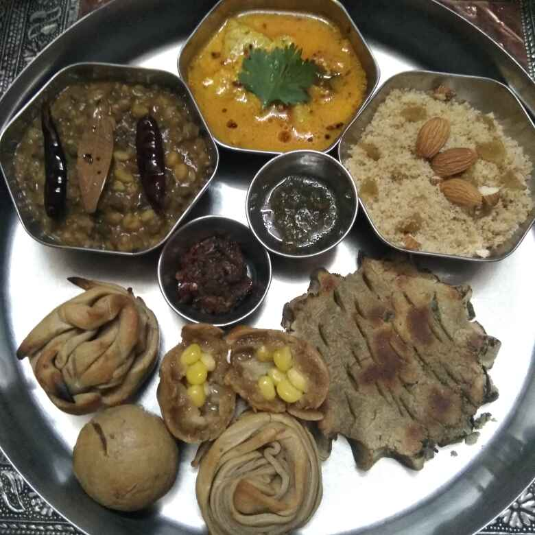 How to make Rajsthani Thali