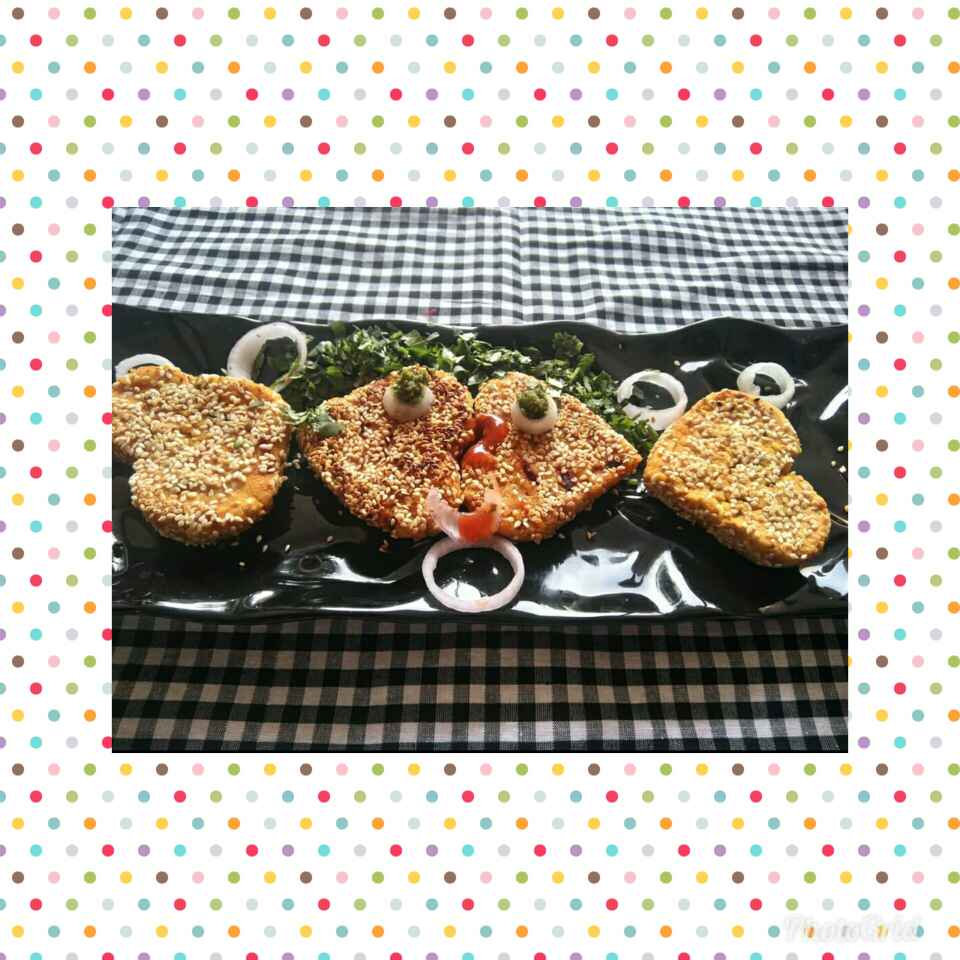 Photo of Mung dal tikki Dil se by Neena Pandey at BetterButter