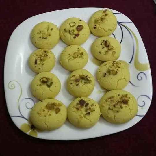 How to make Nan khatai
