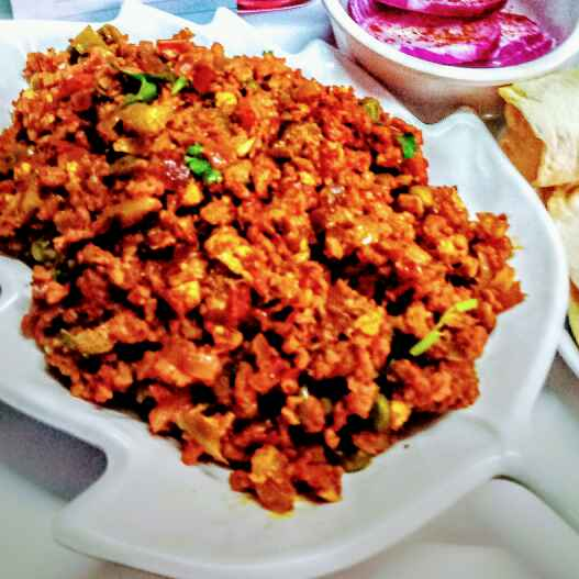 How to make Soya keema