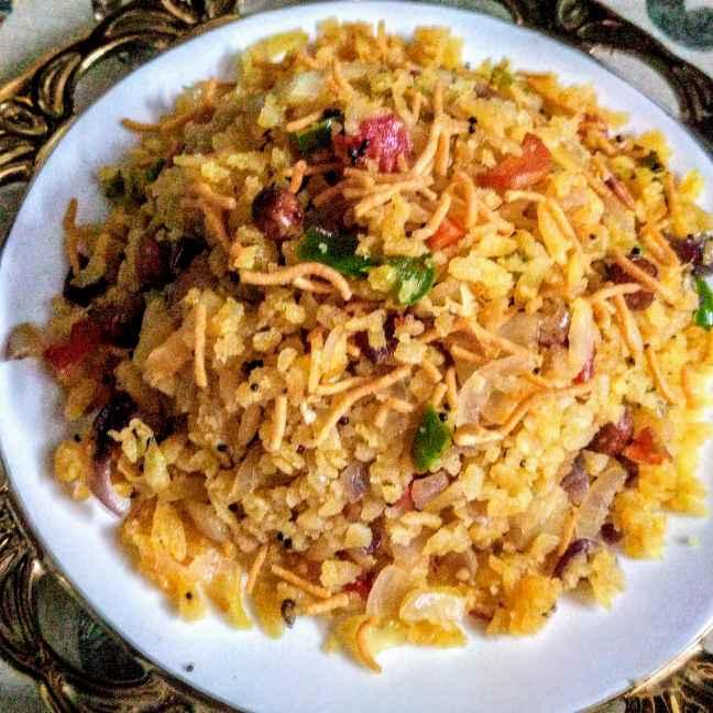 How to make Indori poha