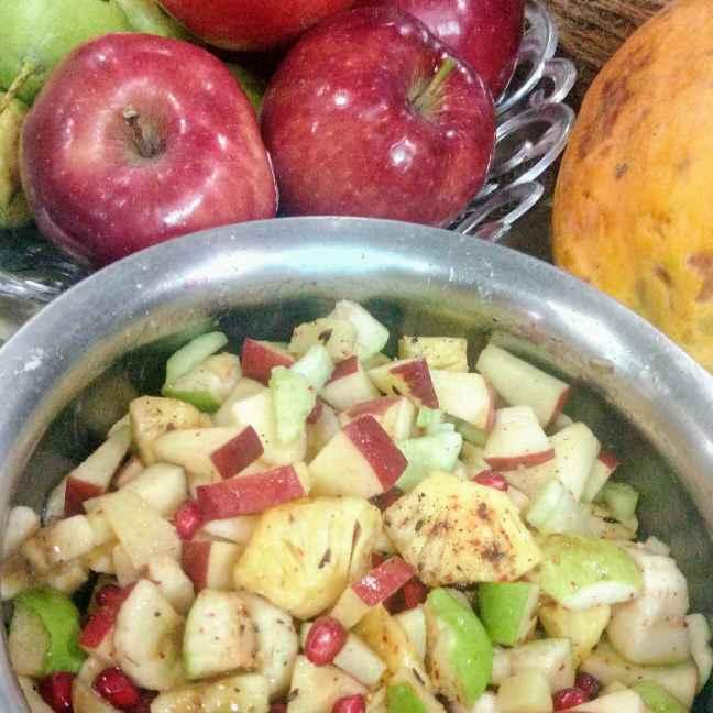 Photo of Fruit salad by Neeru Goyal at BetterButter