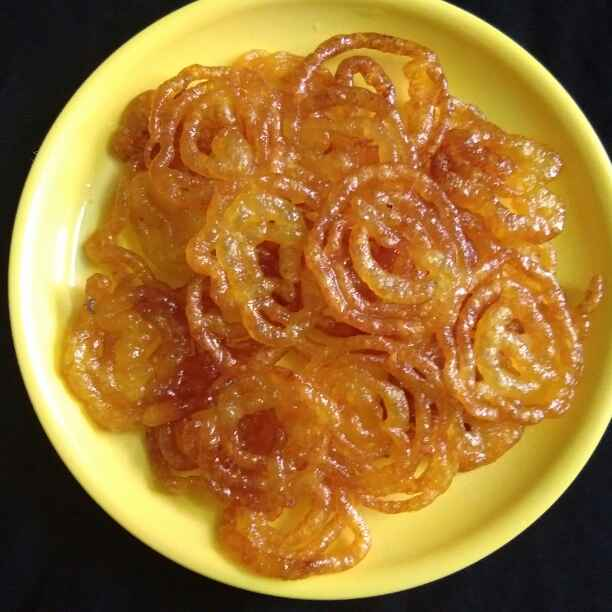 Photo of Aalu jalebi by Neeru Gupta at BetterButter