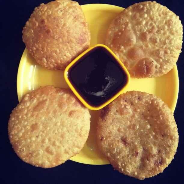 How to make Moong dal kachori